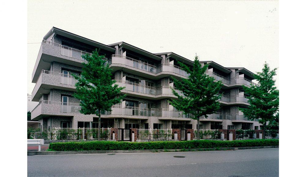 グランマーレ横浜2