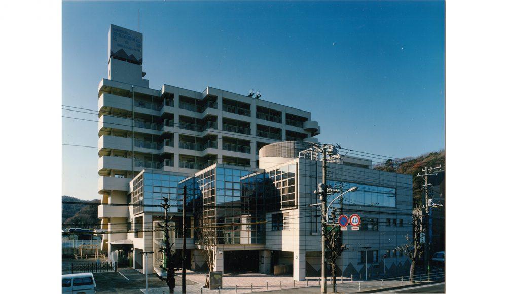 横須賀基督教社会館全景 1