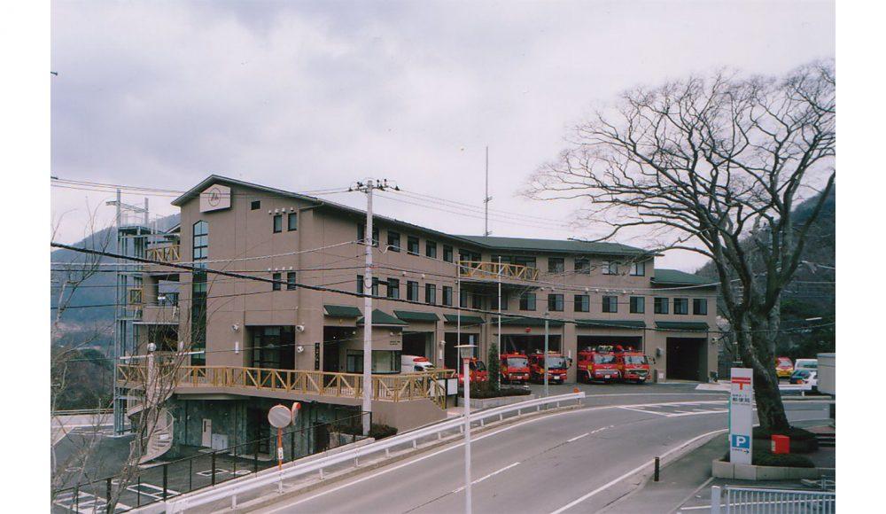箱根消防1
